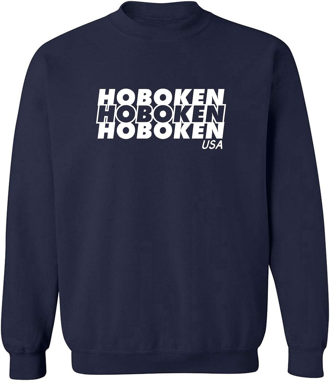 zerogravitee Hoboken USA Crewneck Sweatshirt