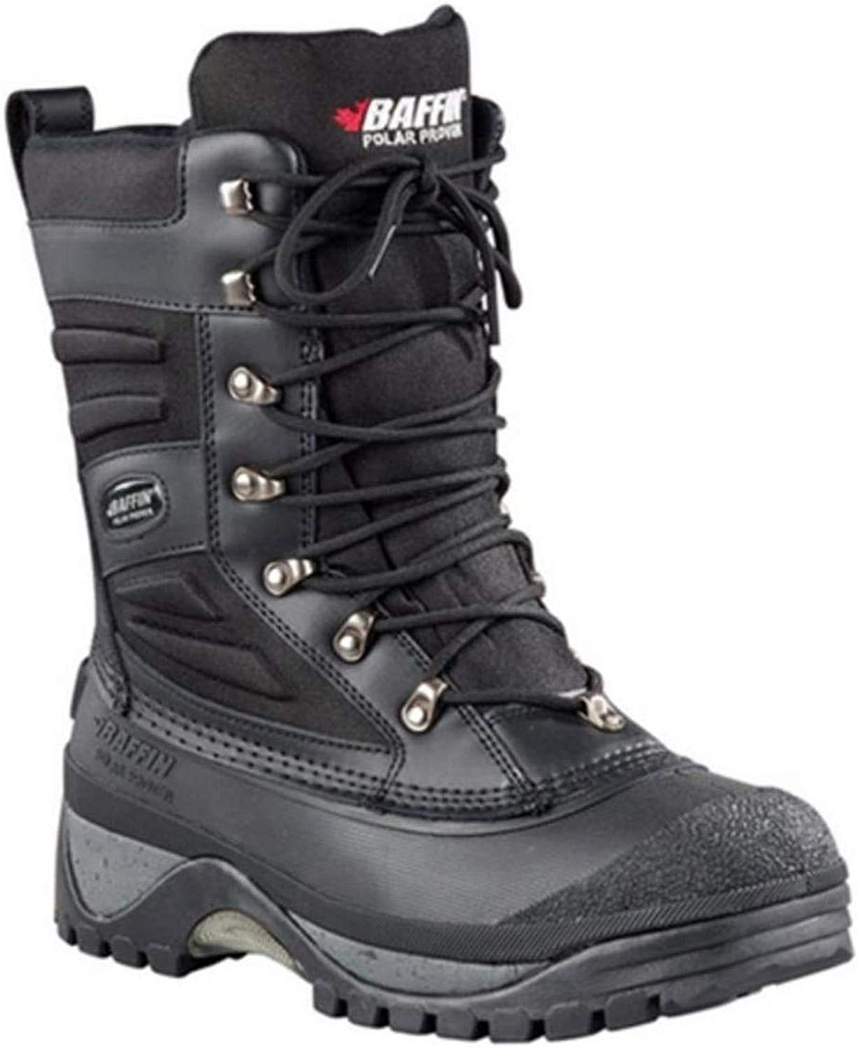 Baffin Crossfire Snowmobile Boots Black 7