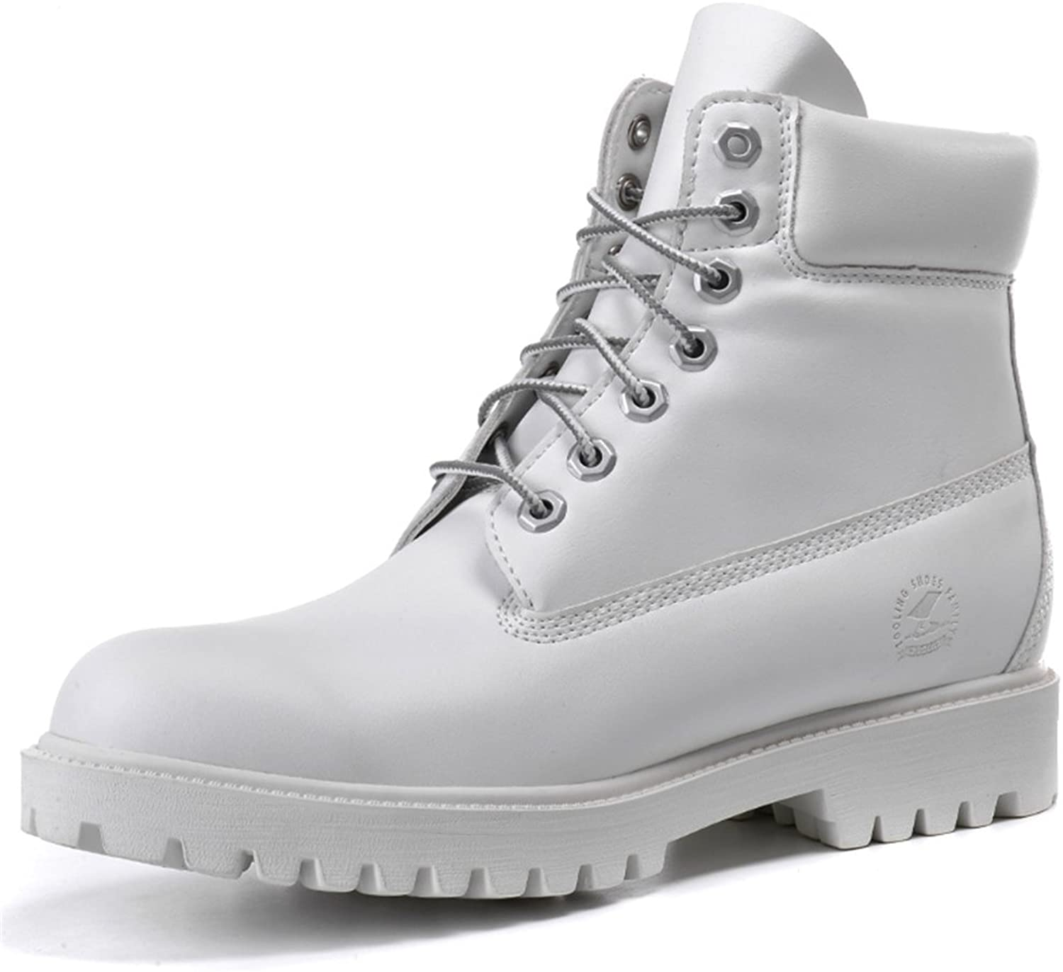 Choolike Fashion Men's shoes, Winter Martin Boots, Lining Material Add Villus, Warm and Comfortable