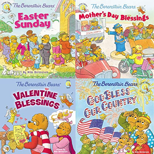 The Berenstain Bears Seasonal Collection 1 cover art