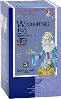 Sonnentor Wärmender Hildegard-Tee Teebeutel, 1er Pack 1 x 20 g - Bio