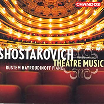 Shostakovich: Theatre Music for Piano