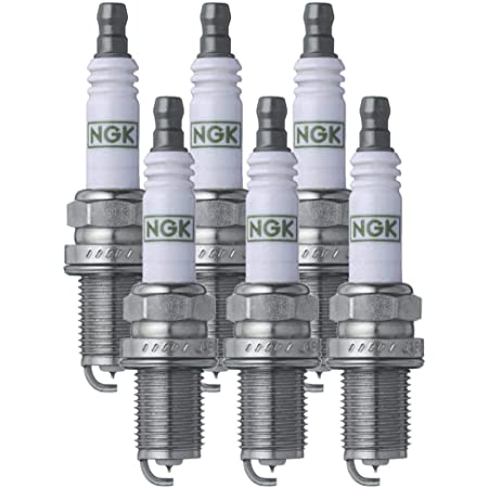 NGK G-POWER PLATINUM ALLOY SPARK PLUGS BKR6EGP 7092 Set of 4