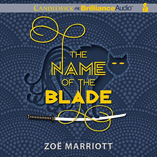 The Name of the Blade audiobook cover art