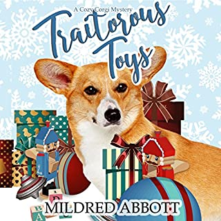 Traitorous Toys audiobook cover art