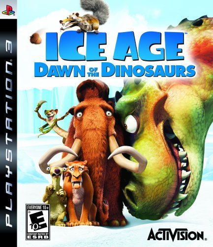 Ice Age: Dawn of the Dinosaurs - Playstation 3 by Activision