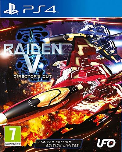 Raiden 5 Directors Cut Edition Limitierte – PS4