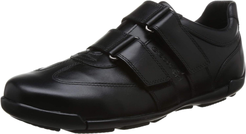 Geox Men's U843BA Edgeware Chukka Boots