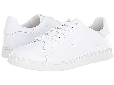 Neil Barrett Thunderbolt Tennis Sneaker (White) Men