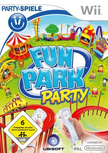 Fun Park Party - Party Spiele