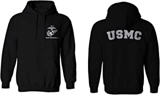 USA American Logo Seal Marine Corps USMC United Hoodie