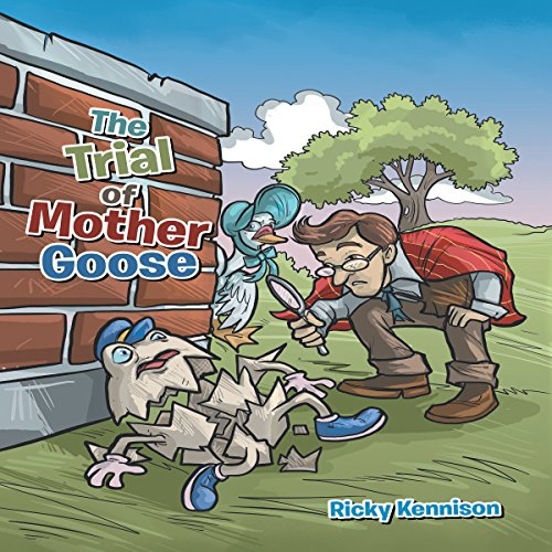 The Trial of Mother Goose audiobook cover art