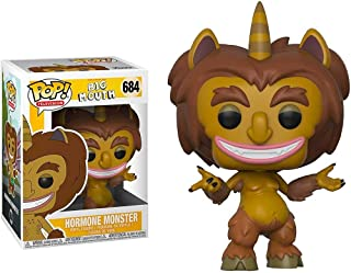 POP Television: Big Mouth - Hormone Monster