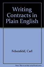 Best writing contracts in plain english Reviews
