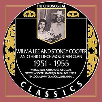 Wilma Lee and Stoney Cooper 1951-1955