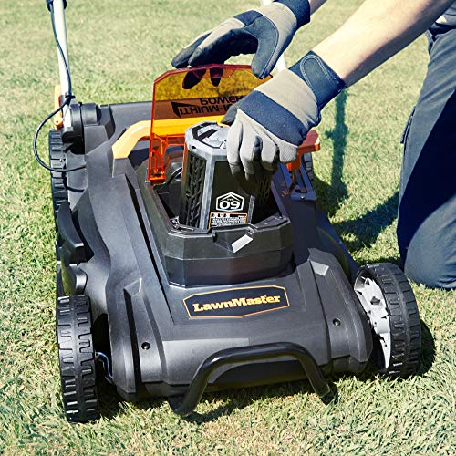 Lawnmaster 60V Power System and Battery