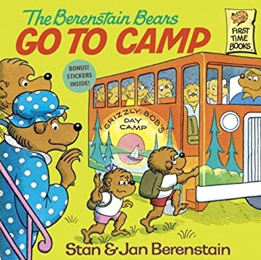 The Berenstain Bears Go To Camp (Turtleback School & Library Binding Edition) (Berenstain Bears First Time Chapter Books)