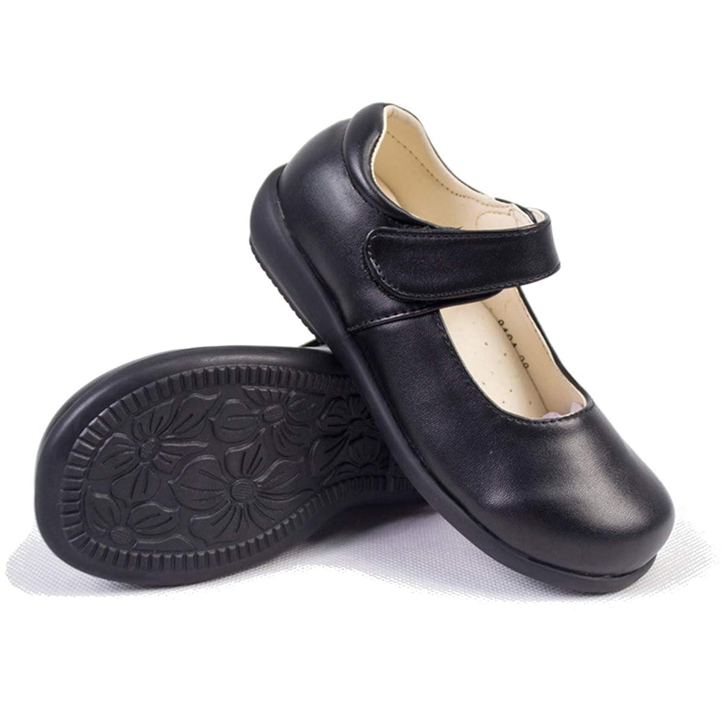 発症死ぬ速い[ヴィンモリ] フォーマルシューズ フラット パンプス 女の子 子供 キッズ マット 靴 結婚式 入学式 卒業式 卒園式 お受験 滑り止め 発表会 七五三17cm-24cm