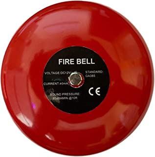 Safeguard Supply Fire Alarm Bell - 6