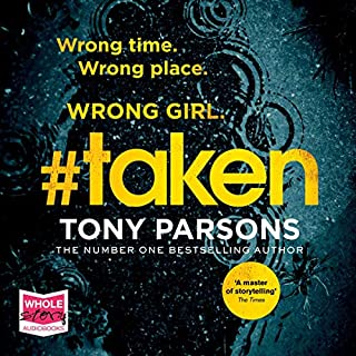 #taken     DC Max Wolfe, Book 6              By:                                                                                                                                 Tony Parsons                               Narrated by:                                                                                                                                 Colin Mace                      Length: 8 hrs and 16 mins     14 ratings     Overall 4.9