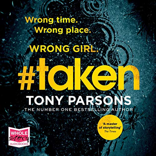 Couverture de #taken