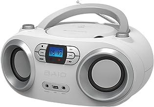 OUTMARK BAIO TRAGBARER CD-Radio-Bluetooth-Player | USB | AUX-IN | MP3 | Fernbedienung |..