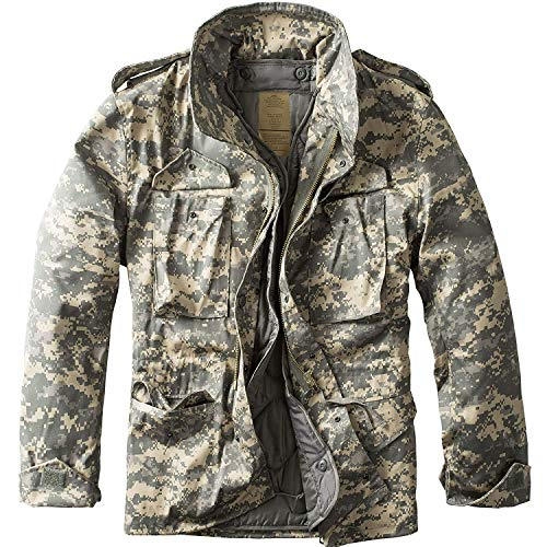 urbandreamz M65 Feldjacke at-Digital XXL