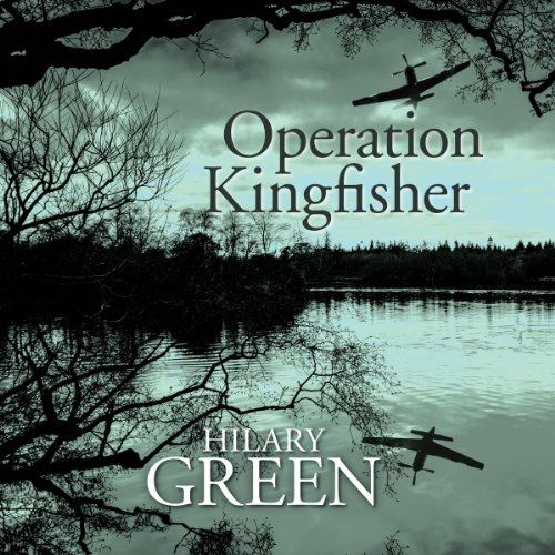 Operation Kingfisher cover art