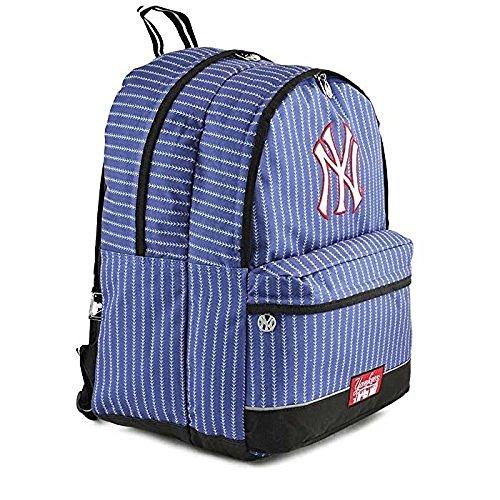 New York Yankees - Sac à dos New York Yankees Bleu Couture 45 CM - 2 cpt