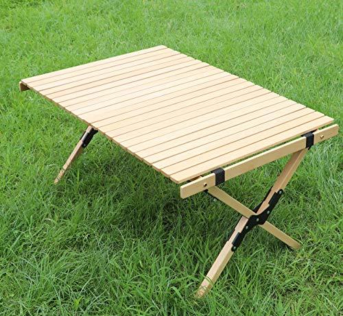 Benewin Folding Wood Table