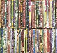 Hem Incense Sticks Variety Pack - 18 Randomly Selected Incense Sticks 8 Sticks per Scent for Total of 144 Sticks