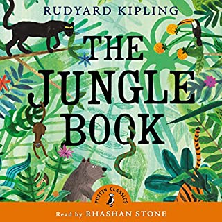 The Jungle Book     (A Puffin Book)              By:                                                                                                                                 Rudyard Kipling                               Narrated by:                                                                                                                                 Rhashan Stone                      Length: 5 hrs     4 ratings     Overall 5.0
