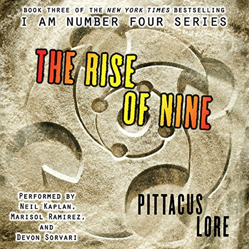 The Rise of Nine cover art