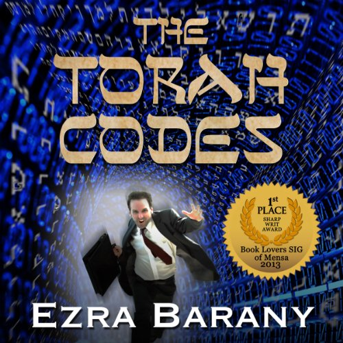 The Torah Codes audiobook cover art