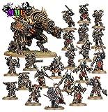 Games Workshop Warhammer 40k - Battleforce 2020 Space Marines Du Chaos : Bande de Décimation