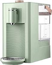Sdesign Huishoudelijke mini zelfreiniging water dispenser, instant warm water dispenser, 8 temperatuurinstellingen, 2,6 li...