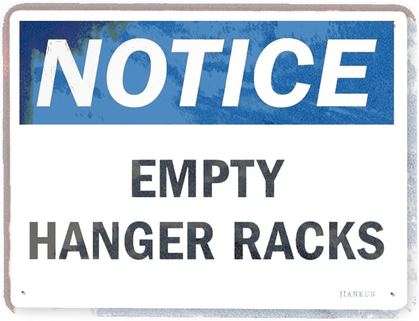 J.DXHYA Man Cave Decor 2 Topics on TV Pieces sha Notice 100% quality warranty! Sign Warning Emp