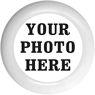 Infusion Custom Photo or Company Logo Ultimate Frisbee Disc - 175g, 5 Colors to Choose from