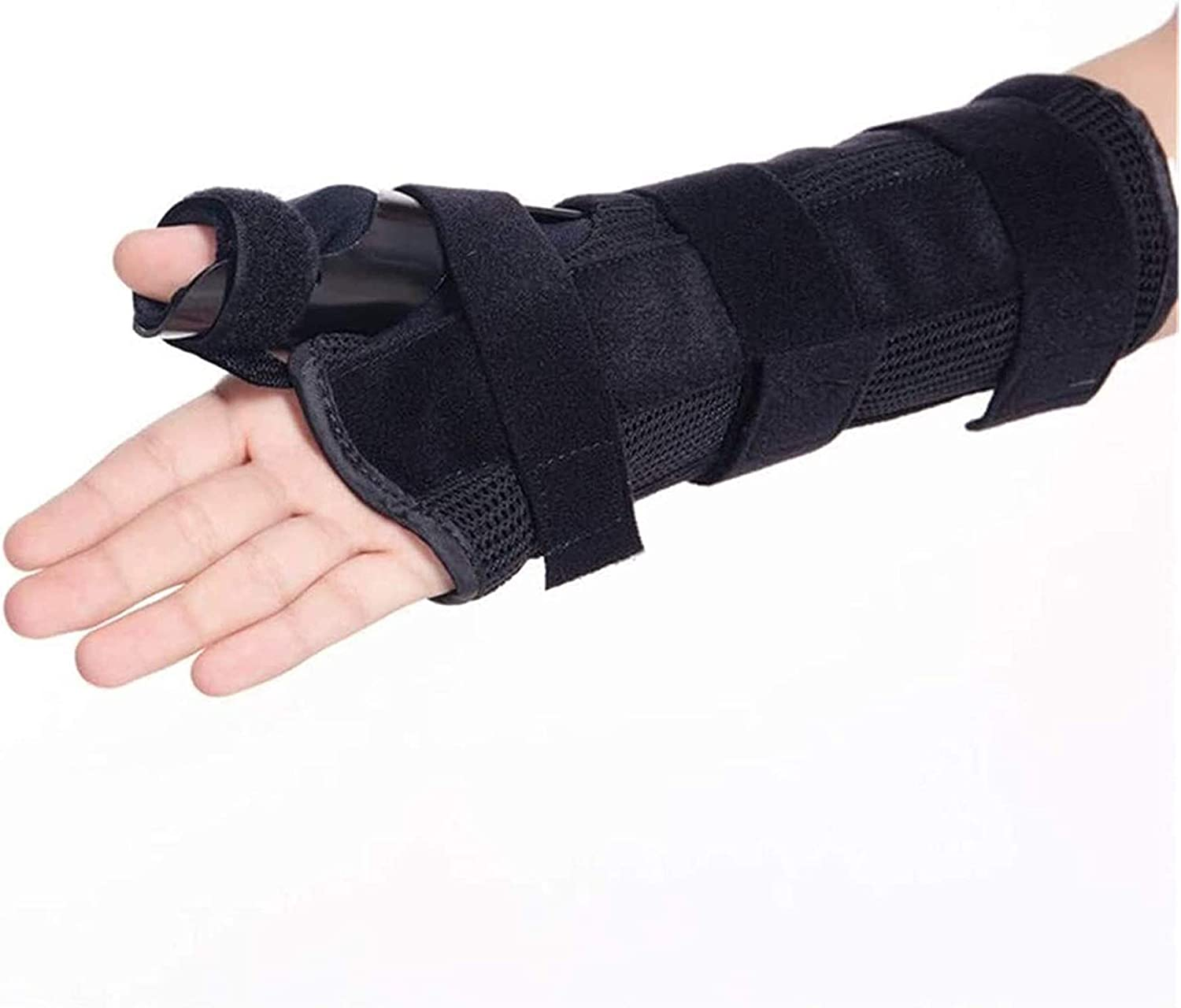 25% OFF FGUD Financial sales sale Portable Thumb Splints with Spl Aluminum Stay Wrist Support