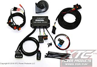 XTC Power Products 2015-2017 Polaris RZR XP Street Legal Turn Signal System with Horn - Plug & Play - Fits RZR XP900/1000 - XP Turbos - 2/4 Seat Models - Uses Factory Tail Lights