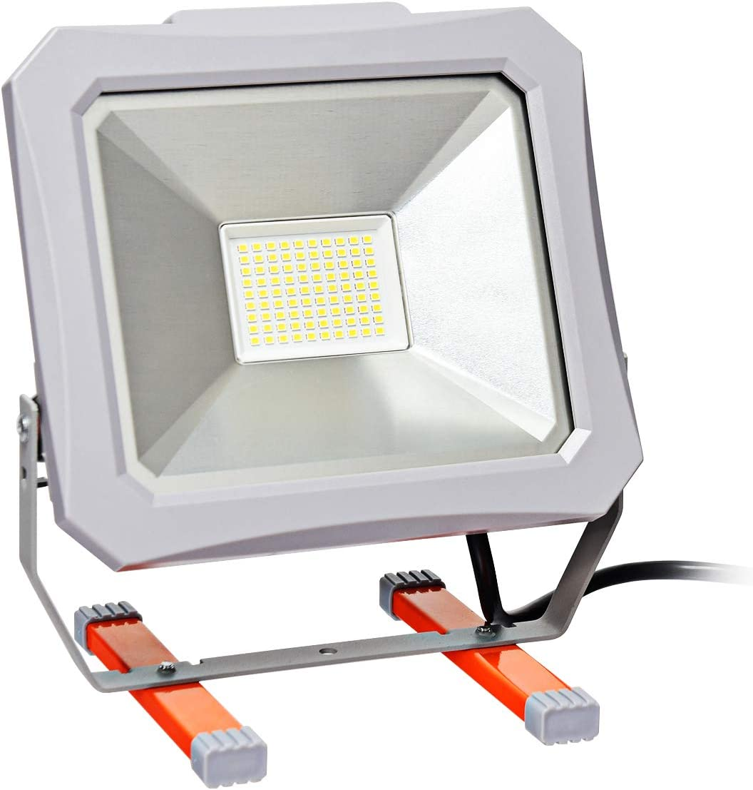 Tangkula 53W LED Work Light Bright Flood 6000LM Max Free shipping anywhere in the nation 77% OFF Waterpro