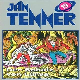 Der Schatz von Lurya (Jan Tenner Classics 19) Titelbild