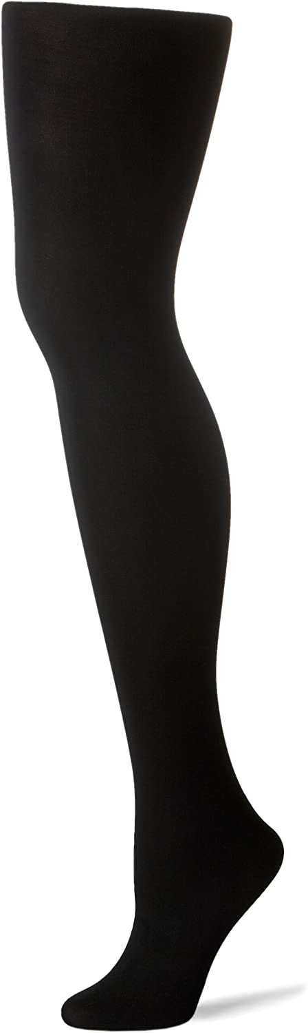 HUE Women's Luster Control Top Tights