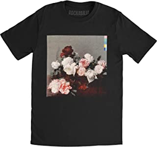New Order PCL No Title Fitted Jersey tee (XL) Black