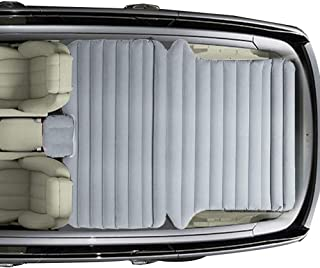 Sinbide Auto SUV MVP Luftmatratze|Gästebett|Luftmatratze Bett|Isomatte Camping selbstaufblasbar aufblasbarmit Pumpe