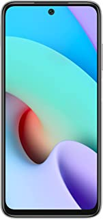 Xiaomi Redmi 10 Dual SIM Mobile- 6.53 Inch FHD, 64GB, 4GB RAM, 4G LTE - Pebble White
