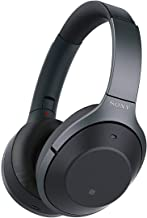 Sony Noise Cancelling Headphones WH1000XM2: Over Ear Wireless Bluetooth Headphones with Microphone - Hi Res Audio and Acti...
