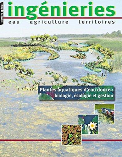 Plantes aquatiques deau douce : biologie, écologie et gestion
