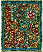 Rondo Vivace Quilt - Millefiori Quilts 3 by Willyne Hammerstein (Original 1/4