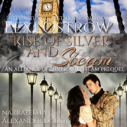 Rise of Silver and Steam audiobook cover art